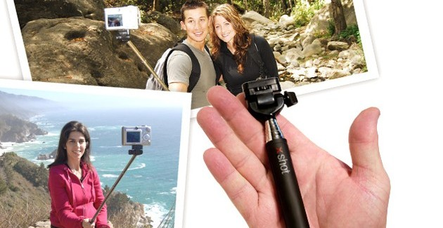 Accessory for Travel and Self Portraits