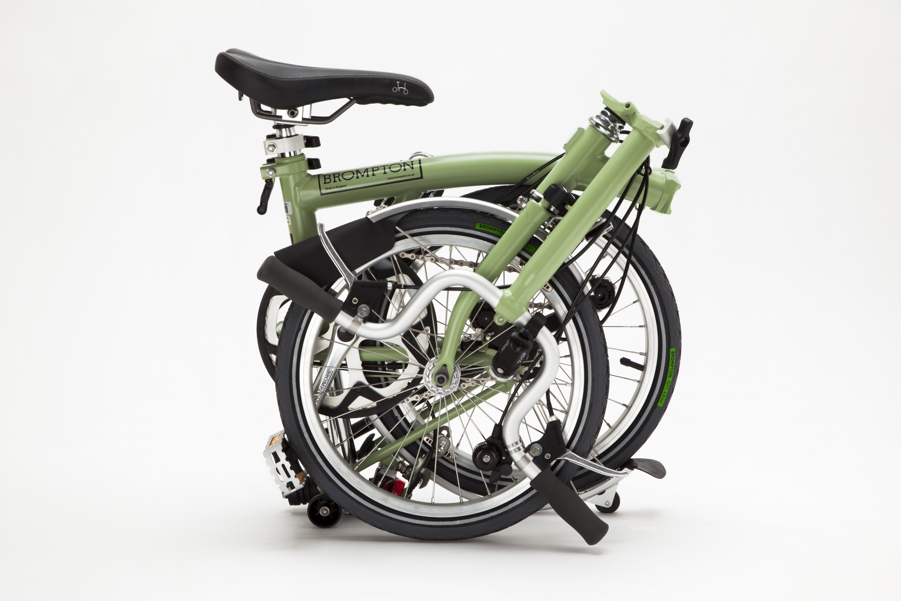 Made To Order Brompton Folding Bike Justwander In