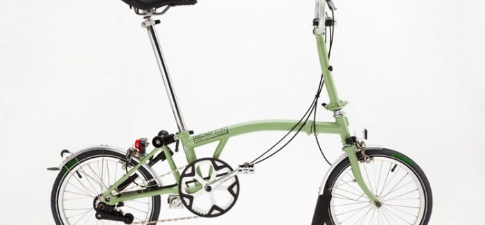 Made To Order: Brompton Folding Bike