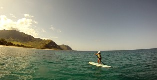 West Oahu SUP Maya