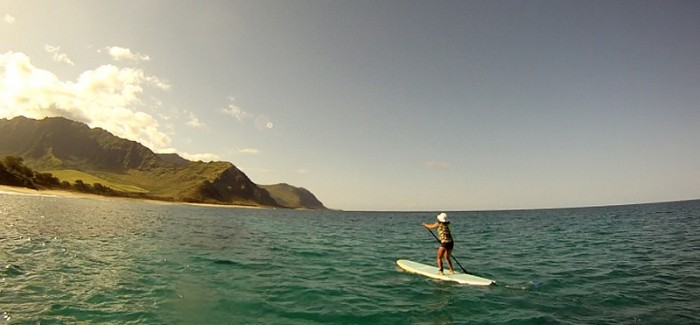 Explore Hawaii: Oahu Stand Up Paddling plus Snorkeling Adventure (Waianae, Oahu)
