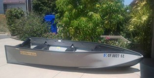 Folding Portable Boat - Porta Bote