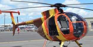 45-minute Doors Off Helicopter Tour of Oahu