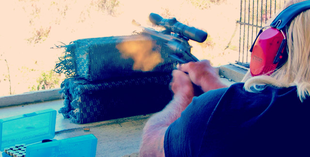 Plinking at Koko Head Shooting Complex
