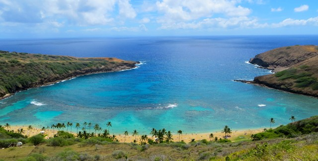 Explore Hawaii: Hiking – Hanauma Bay Rim Trail (Closed Area)