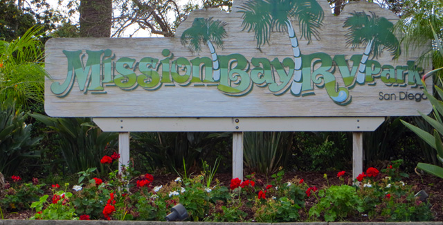 RV Park: Mission Bay RV Resort (San Diego, CA)