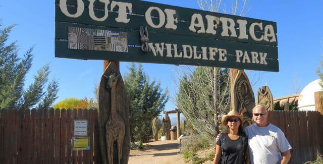 Out of Africa Wildlife Park (Camp Verde, AZ)