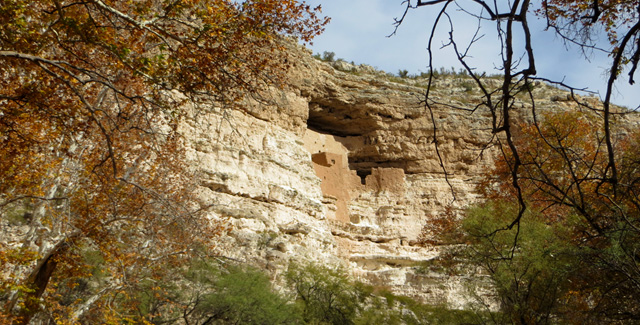 Montezuma Castle National Monument (Camp Verde, Arizona)