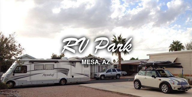 RV Park: Monte Vista RV Resort (Mesa, AZ)