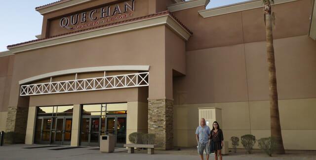 Ocotillo Cafe in Quechan Casino (Winterhaven, CA)