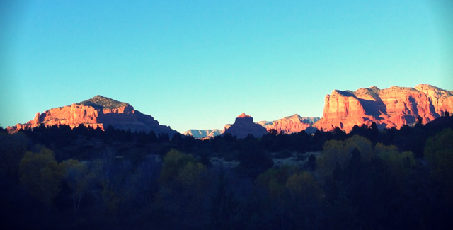 Red Rock Scenic Byway (Sedona, Arizona)