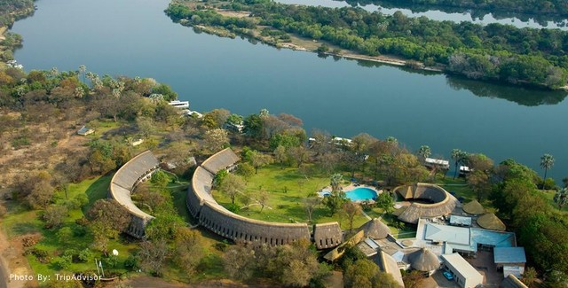 Where To Stay: A'Zambezi River Lodge (Victoria Falls, Zimbabwe)