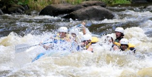 featured Wildwater Rafting