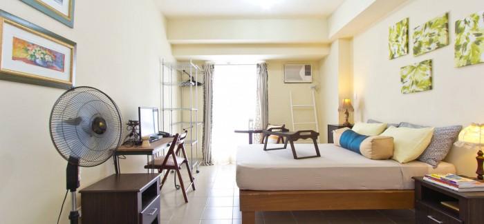 Review: (Airbnb) Avida San Lorenzo Tower Studio in Makati, Philippines