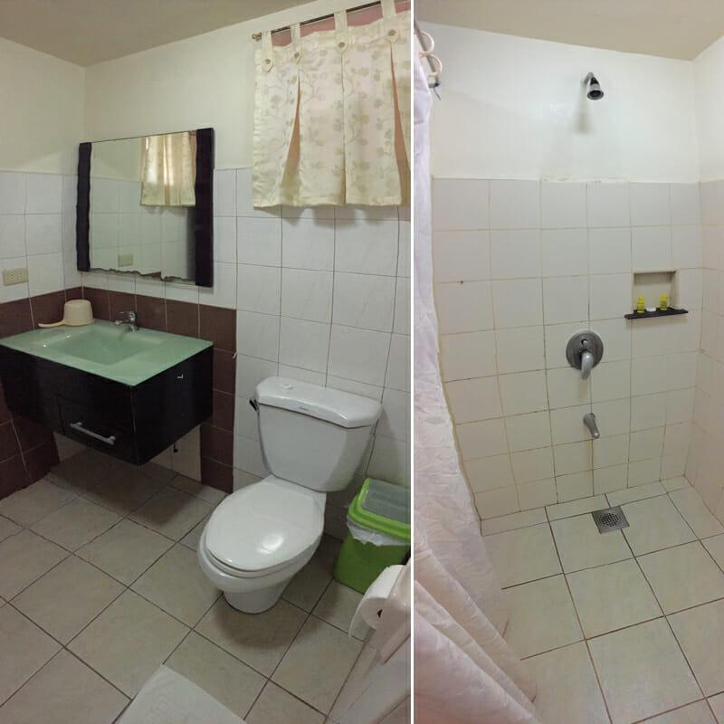 PIC: Bathroom at Lost Horizon Resort