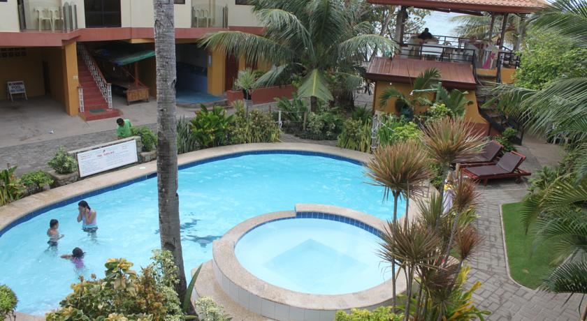 PIC: Pool at Lost Horizon Resort