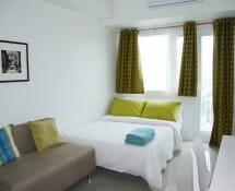 Airbnb SM Jazz Residences Makati Philippines