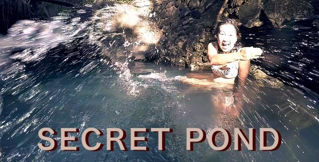 Explore Hawaii: Amazing Hidden Local Swimming Hole