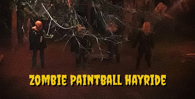 REVIEW: Zombie Farm Paintball Hayride