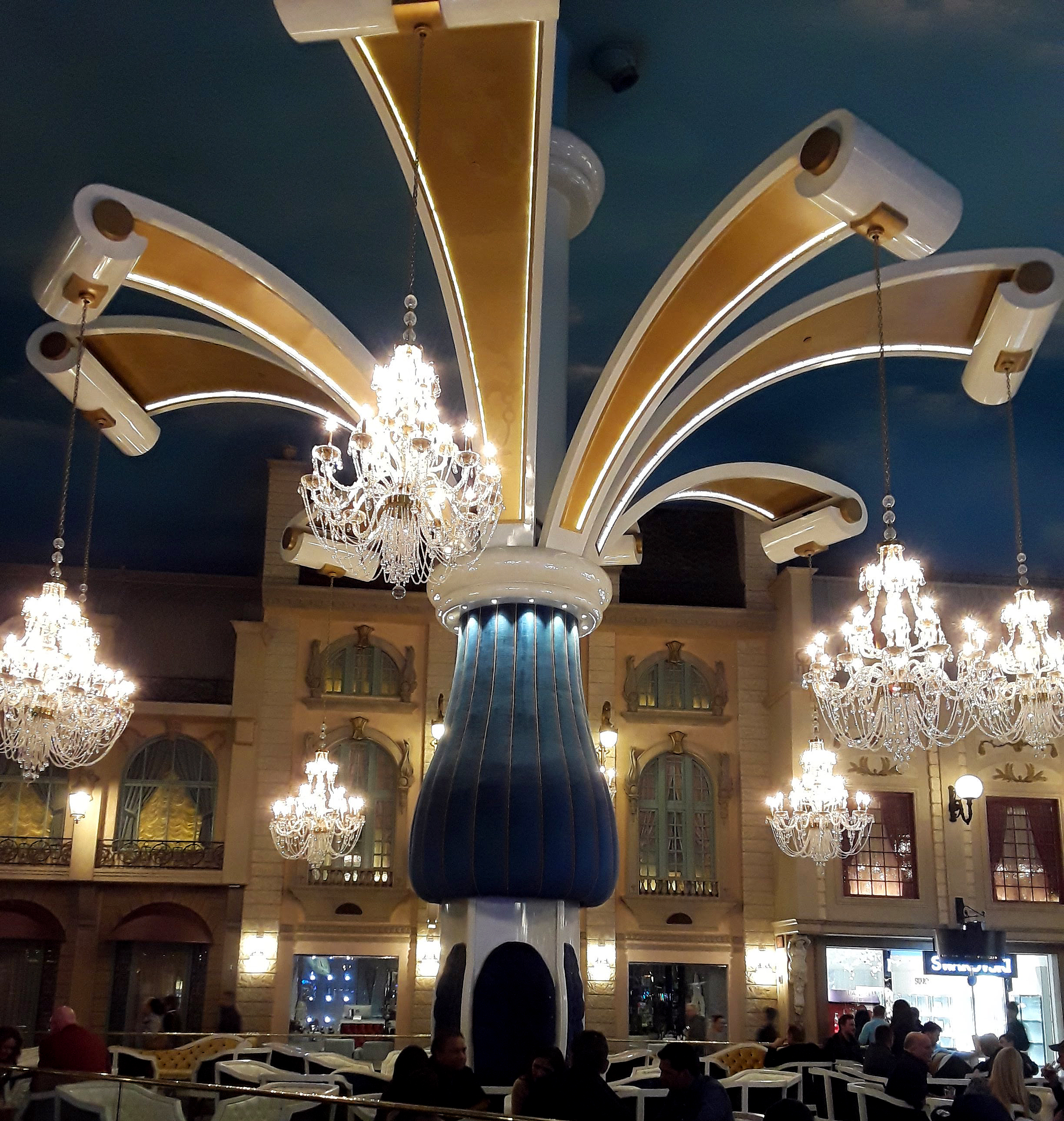 REVIEW Paris Hotel Las Vegas NV –