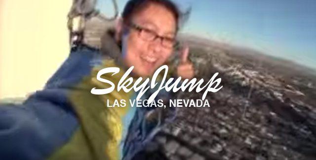 Adventure: Leap off the World's Tallest SkyJump (Las Vegas, NV)