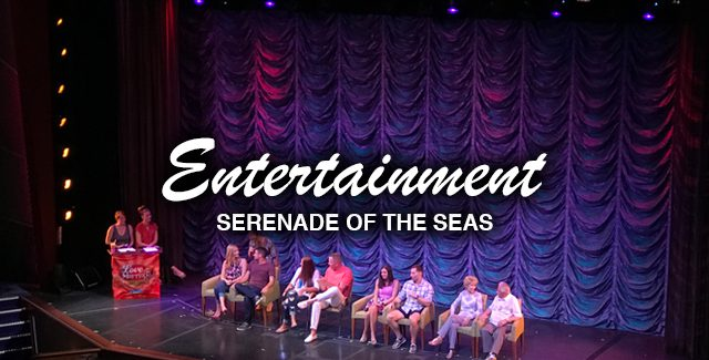 The Entertainment & Headliners on our 11-Night Southern Caribbean Cruise