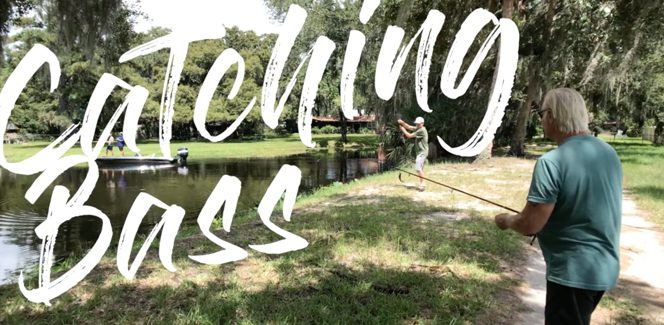 Video: Fishing with Family (Leesburg, FL)