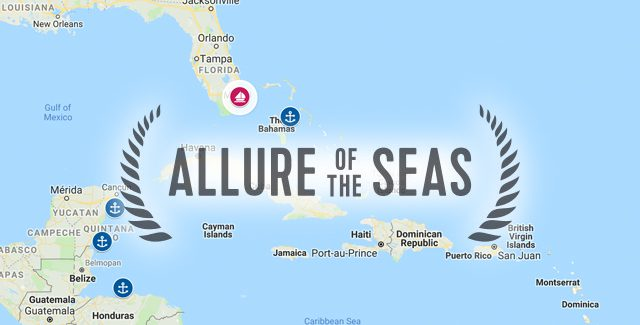 Royal Caribbean – Allure of the Seas: 7 Night Caribbean Cruise (Fort Lauderdale, FL)