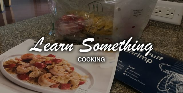 Cooking: My Home Chef Journey