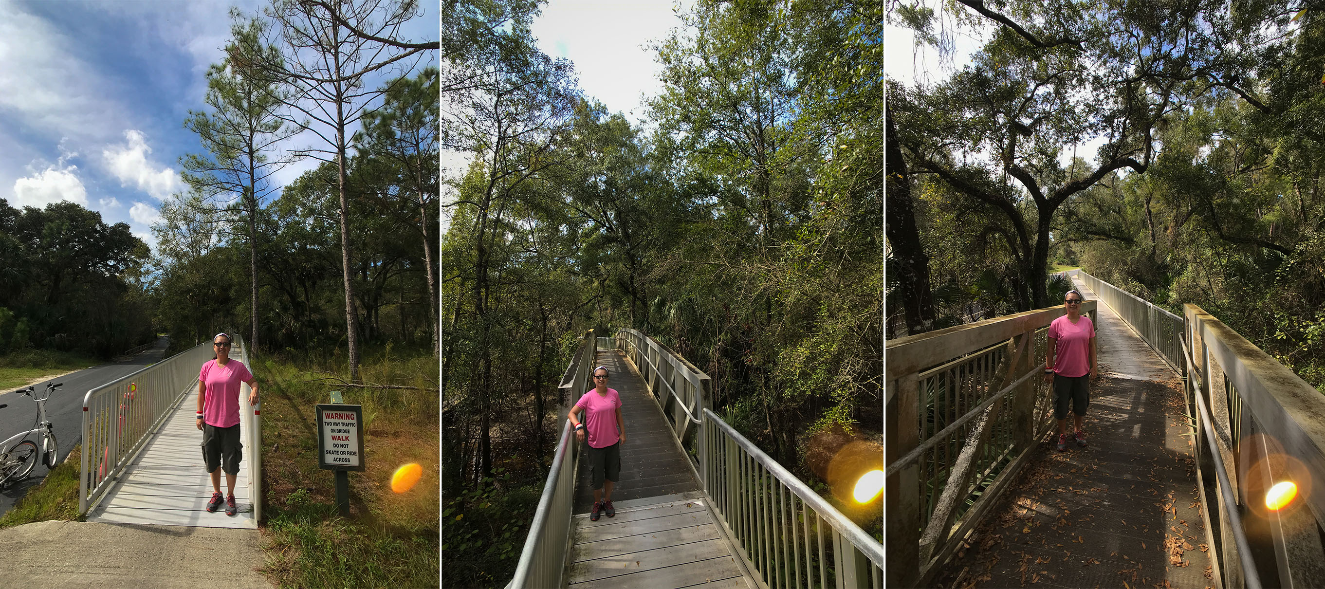 Flatwoods Wilderness Trail - Stretching Our Legs