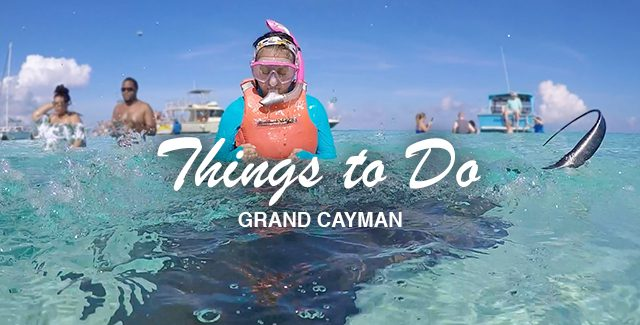 Cruise Vacation Port Excursion: Jet Ski Tour in Grand Cayman