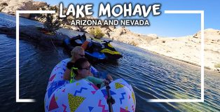 Featured Image: Jet Skiing Lake Mohave