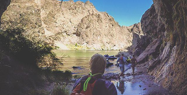 Slot Canyons, Caves and Hot Springs (Arizona and Nevada Borders)