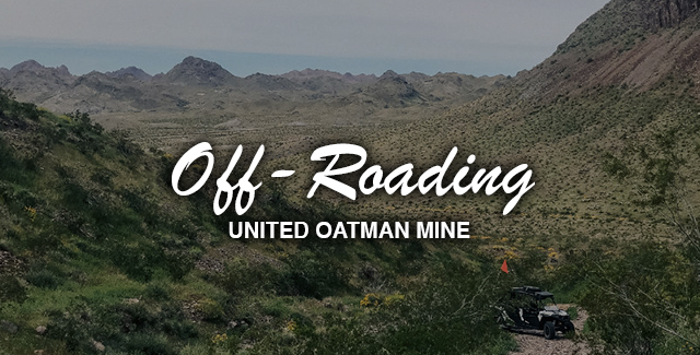 Off Roading: Stumbled Upon the United Oatman Mine (Arizona)