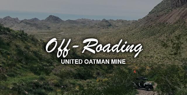 Off Roading: Stumbled Upon the United Oatman Mine (Arizona)