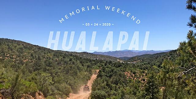 Off Roading in the Hualapai Mountains (Arizona)