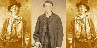 Featured Image: Billy The Kid