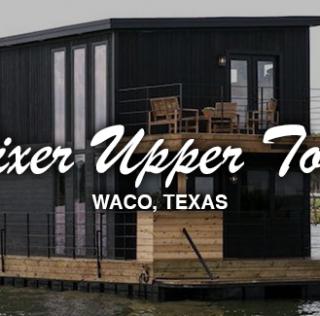 Fixer Upper Tour – The Double Decker House (Waco, Texas)