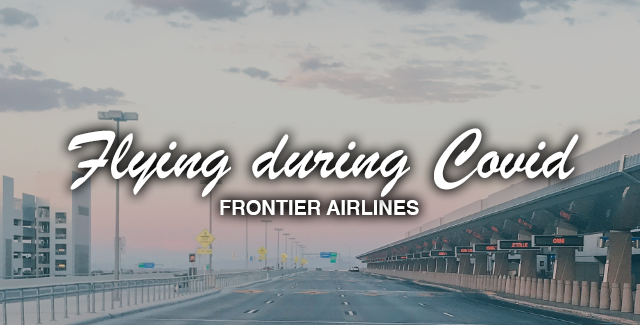 Frontier Airlines Flight Experience LAS (Las Vegas) to MCO (Orlando) on July 22 2020