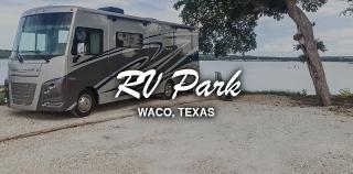 RV Park: Lake Waco Marina and RV Campground (Waco, Texas)