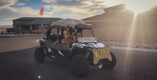 All Terrain Trick or Treat Parade